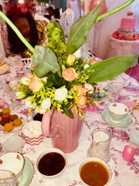 Fabulous Tea Parties