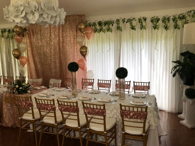 Couture Events By Janetta Hemans
